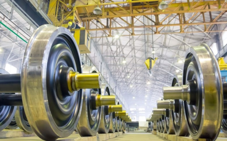 Interpipe continues to expand into the European market. Ukrainian company made debut supply of passenger railway wheels to the Netherlands