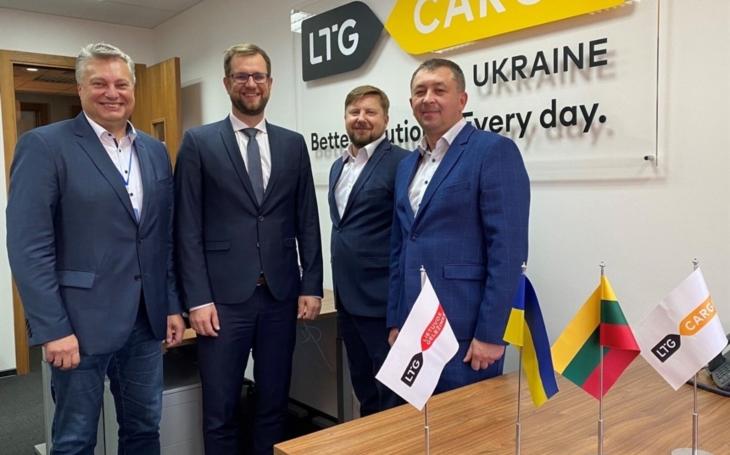 LTG Cargo Ukraine with a new office in Kiev