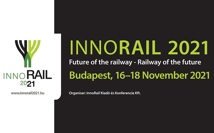 A conference on the &quote;Future of railways – Railways of the Future&quote; will take place in Budapest