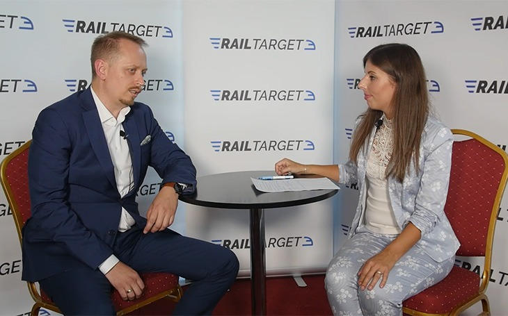 Rail Target SEE MOBILITY 2021: Exclusive interview with Ivan Milićević, Head of innovation and development NELT Group