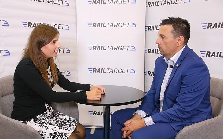 Rail Target TRAKO 2021: Interview s Michalem Schafferem z CZ LOKO
