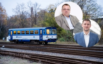 České dráhy (Czech Railways) are changing its director, the timid Nebeský will be replaced…