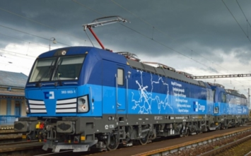 Czech Railways (ČD) leases 13 Vectron locomotives manufactured by…