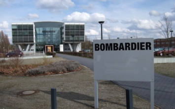 Bombardier will modernize its Belgian plant in Bruges