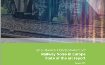 Is the railway in Europe a good or noisy neighbour? UIC state of the…